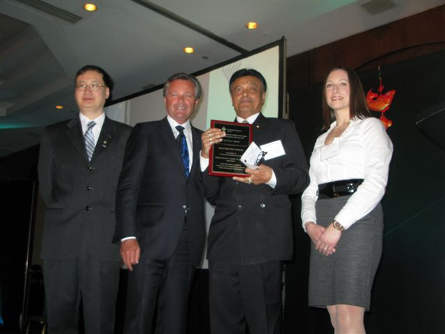 Project of the Year Award Presentation 2012 - PEO - York - 3
